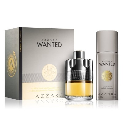 AZZARO Wanted Edt100ml+de...